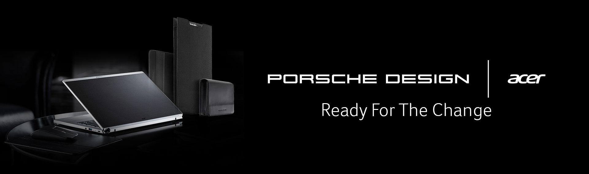 Porsche Design Acer Book RS, Laptop Premium Kolaborasi Acer dan Porsche Design