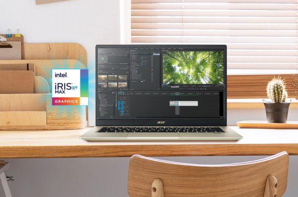 Intel Iris Xe MAX Graphics, Discrete Graphics yang Menciptakan Performa Grafis Sempurna