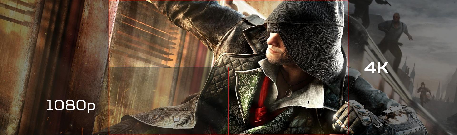 Resolusi 4K vs 1080p: Bagaimana Perbedaan Pengalaman Gaming Antara Kedua Visual Ini?